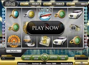 Progressive Slot Games - Mega fortune