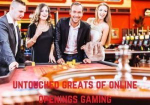 Umber Molar is one of the untouched greats of online openings gaming