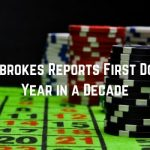 Ladbrokes Reports First Down Year in a Decade